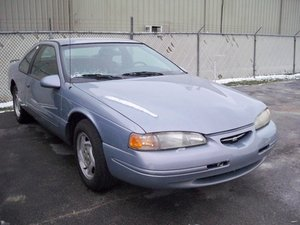 1995 ford thunderbird owners manual