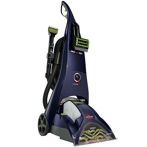 bissell carpet cleaner owners manual