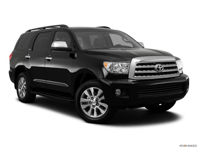 2014 toyota sequoia owners manual