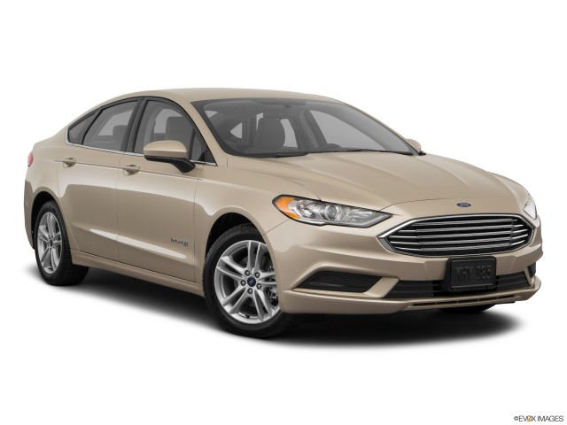 2018 ford fusion hybrid owners manual