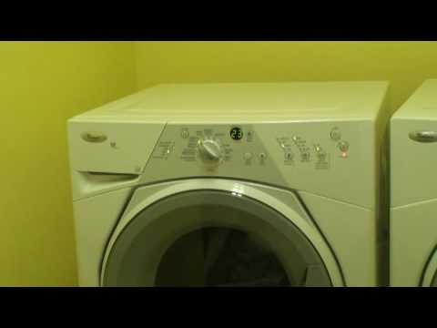 whirlpool duet sport ht washer owners manual
