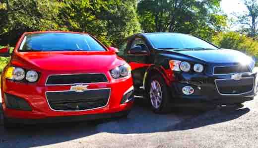 2019 chevy sonic owners manual