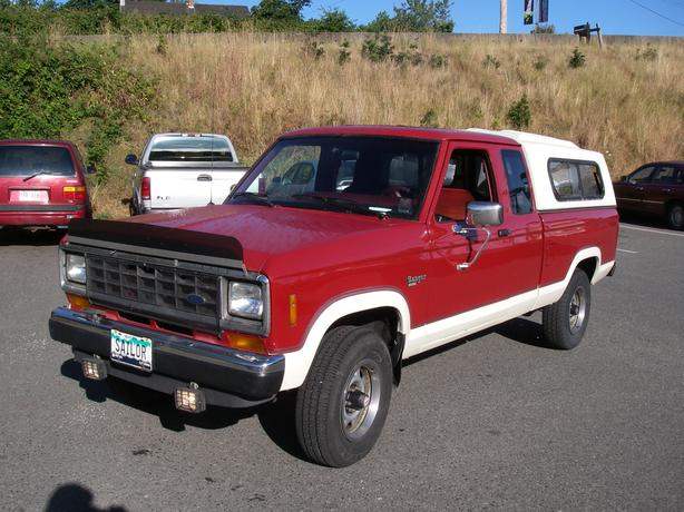 1988 ford ranger owners manual