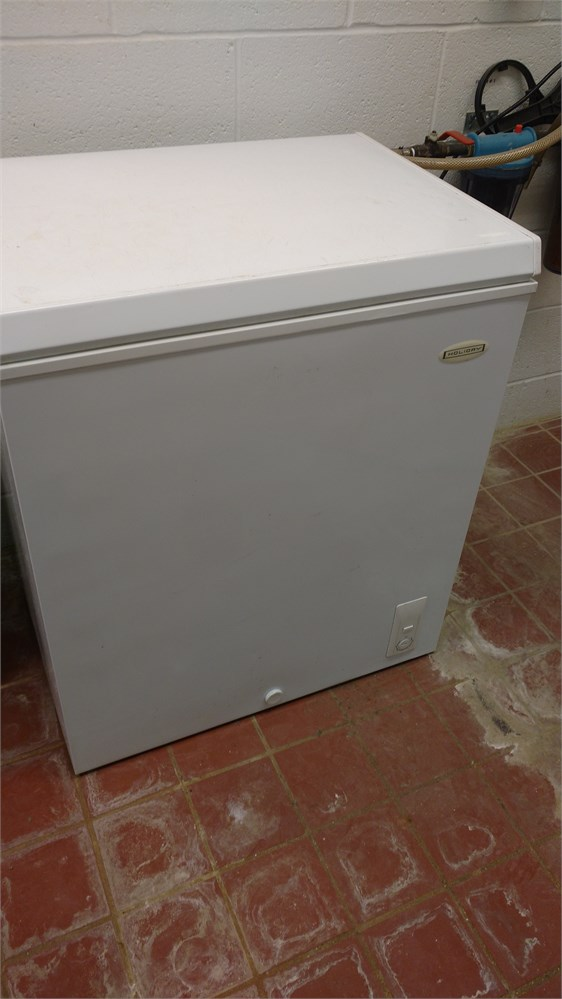 holiday chest freezer owners manual