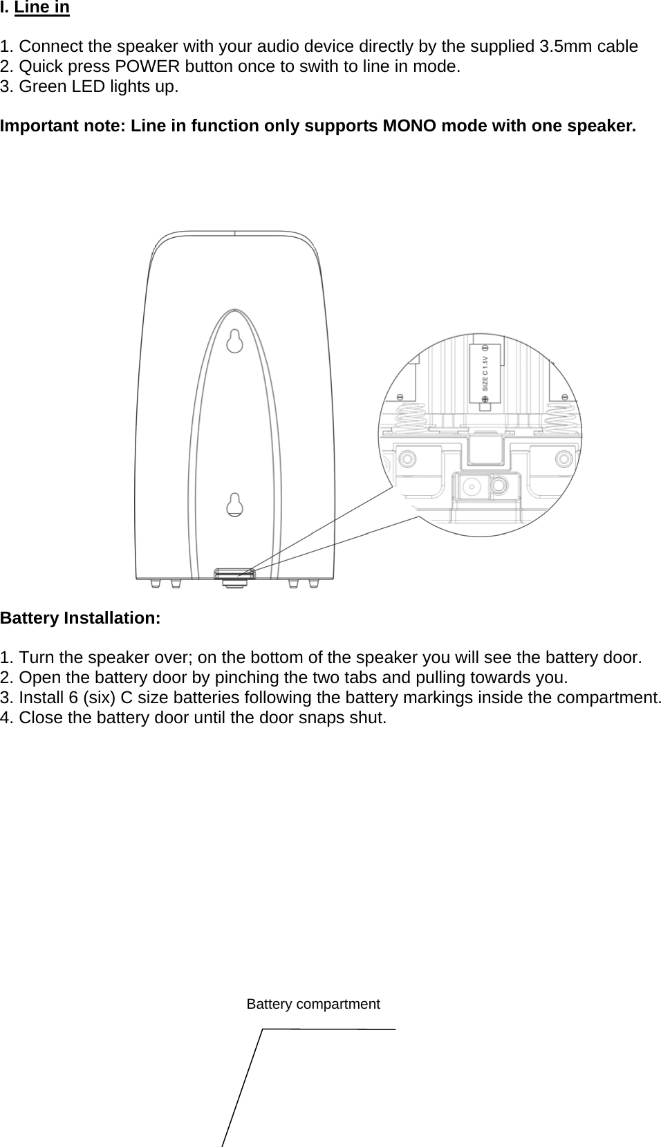audio unlimited wireless speakers user manual