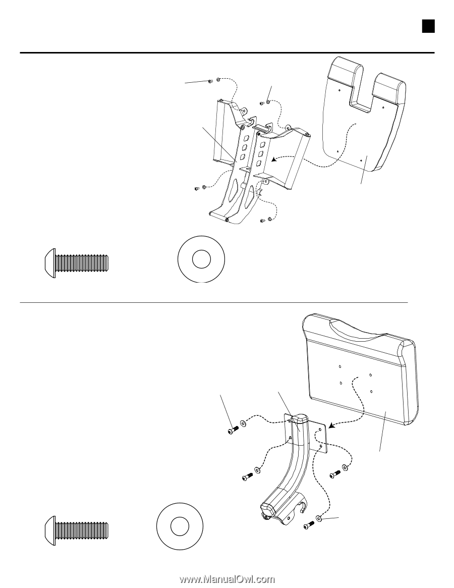 bowflex ultimate 2 assembly manual