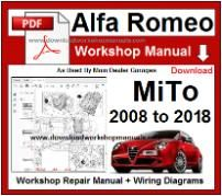 alfa romeo mito owners manual