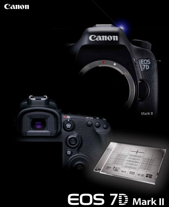 canon 7d mark ii owners manual