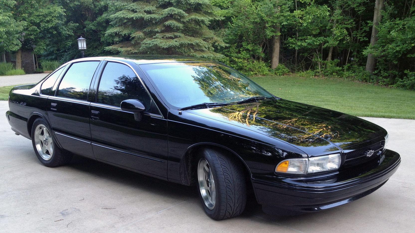 1994 impala ss owners manual