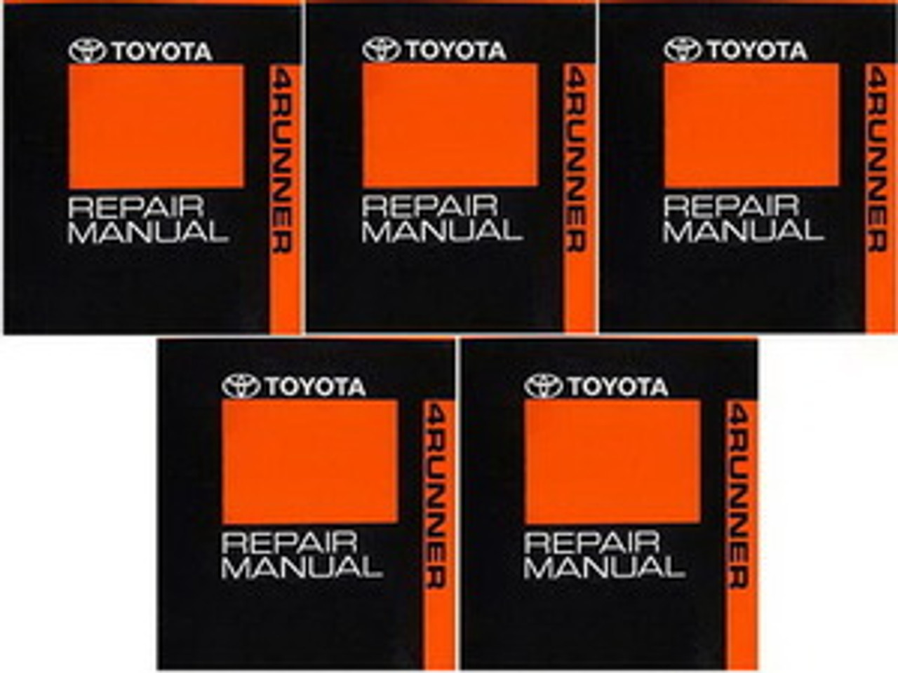 2011 toyota 4runner service manual