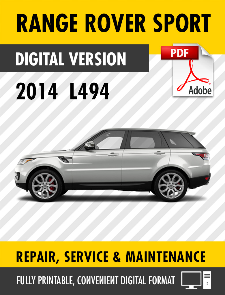 range rover sport 2015 owners manual pdf