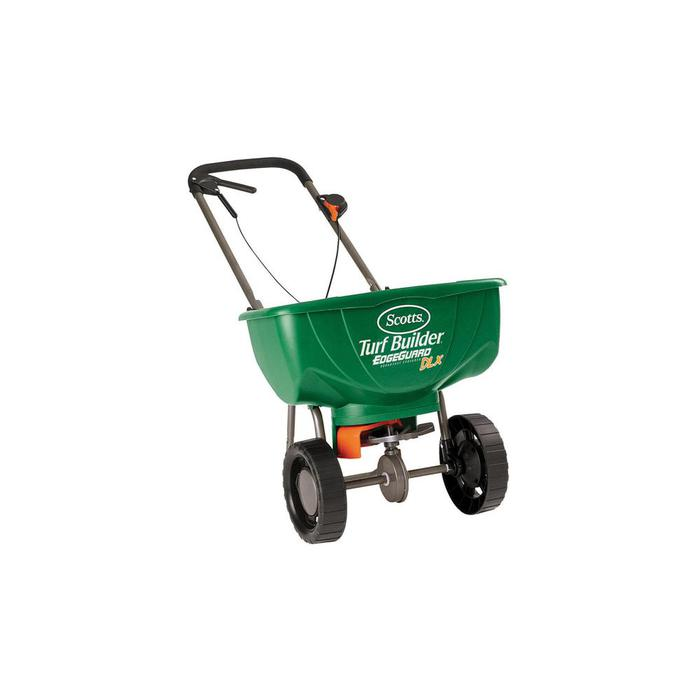 scotts turf builder edgeguard dlx owners manual